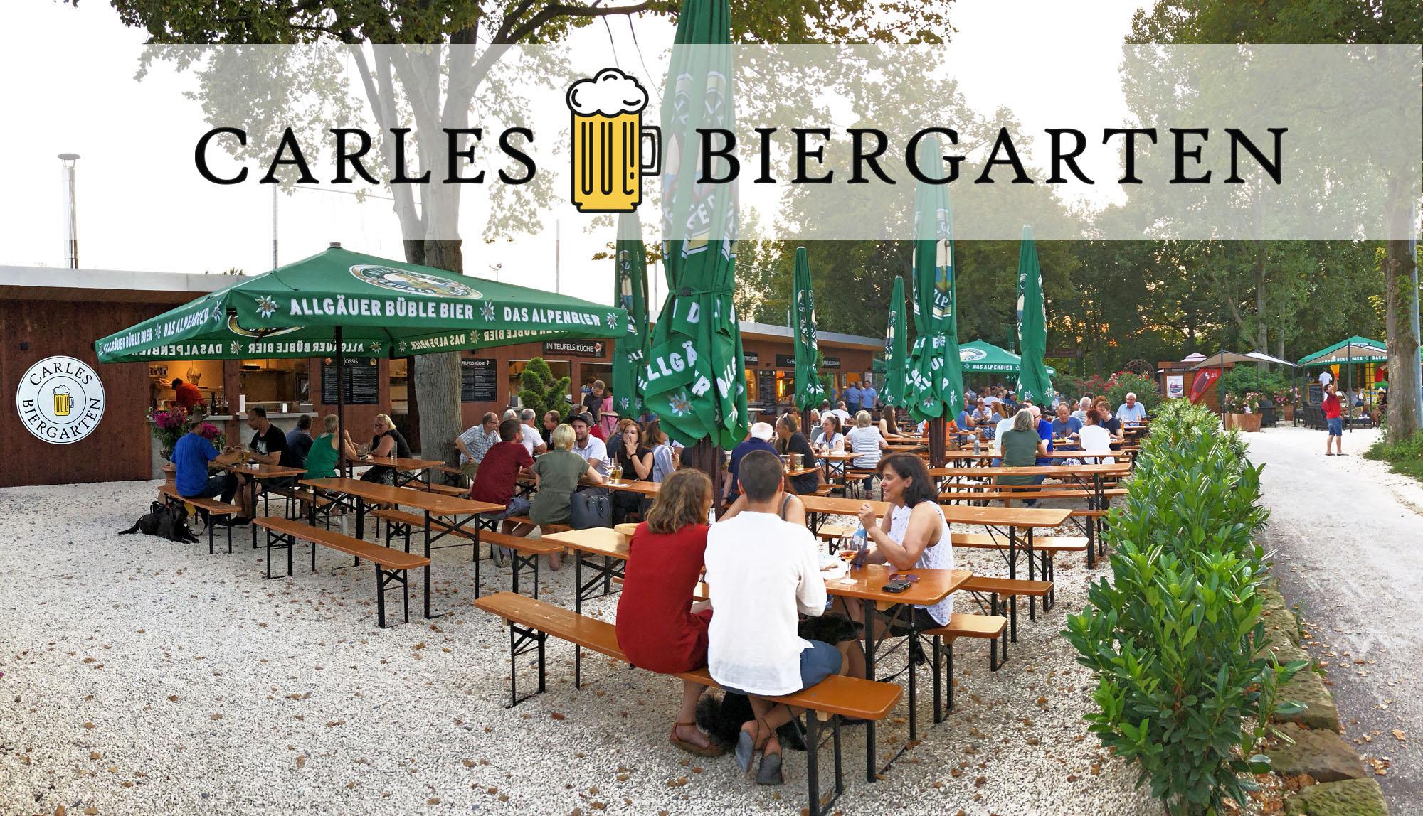 Carles Biergarten